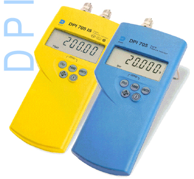 Rent Druck DPI 705 Manometer 0 to 20kPa Intrinsically Safe