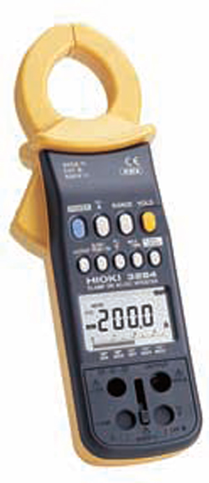 Analog Clamp Meter : Hioki ac dc clamp on meter with analog output