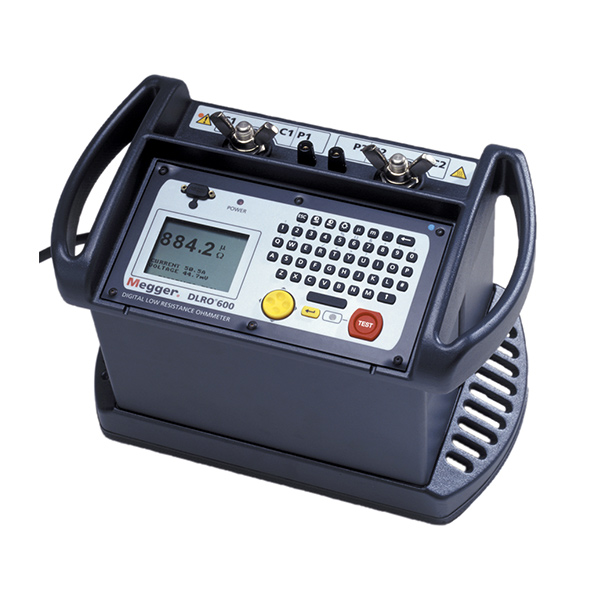 Rent Megger DLRO 600 Digital Micro-ohmmeter - High Current