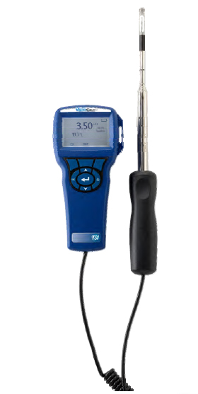 Rent TSI 9535 Hotwire Anemometer with Logging Capability