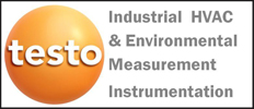 Testo Industrial Heating Air Conditioning Refrigeration Environmental Meteorological Instruments